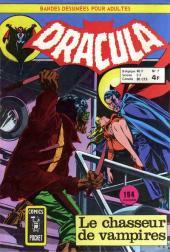Dracula (Aredit - Comics Pocket) -7- Le chasseur de vampires