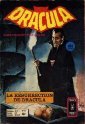 Dracula (Aredit - Comics Pocket) -10- La Résurrection de Dracula