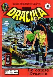 Dracula (Aredit - Comics Pocket) -1- Le comte Dracula