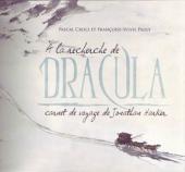 Dracula (Pauly/Croci) -HS- À la recherche de Dracula - Carnet de voyage de Jonathan Harker