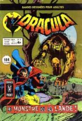 Dracula (Aredit - Comics Pocket) -4- Le Monstre de la lande !