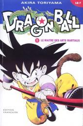 Dragon Ball -5- Le maître des arts martiaux