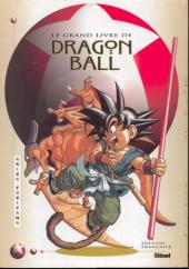 Dragon Ball (Albums doubles de 1993 à 2000) - Le grand livre de Dragon Ball