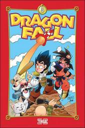 Dragon Fall -3- C'est la Zone
