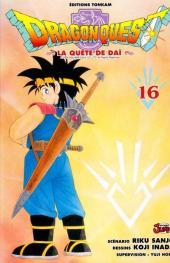 Dragon Quest - La quête de Daï -16- L'épée de Daï