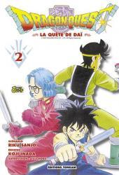 Dragon Quest - La quête de Daï -2- Le Duel Fatidique !! Hadlar vs Avan