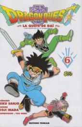 Dragon Quest - La quête de Daï -6- L'impitoyable flazzard !!