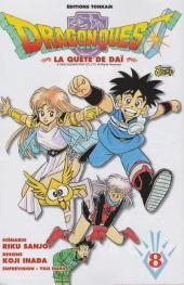 Dragon Quest - La quête de Daï -8- Et maintenant... fendre tout à la fois!!!