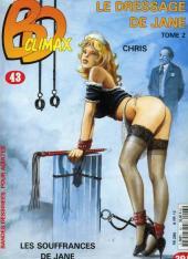BD Climax  -43- Les Souffrances de Jane
