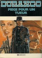 Durango -3b1988- Piège pour un tueur