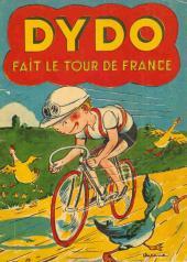 Dydo -9- Dydo fait le Tour de France
