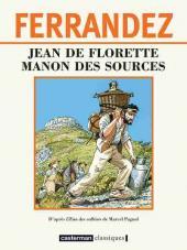 L'eau des collines -INT- Jean de Florette - Manon des Sources