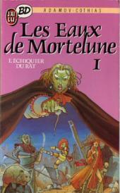 Les eaux de Mortelune -1Poch- L'échiquier du rat