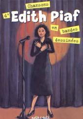 Chansons en Bandes Dessinées  - Chansons d'Edith Piaf en bandes dessinées