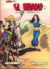 El Bravo (Mon Journal) -27- Une corde pour Cyrus Baker