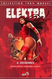 Elektra (100% Marvel - 2002) -2- Déchéance
