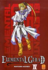 Elemental Gerad -4- Tome 4