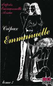 Emmanuelle -2- Tome 2