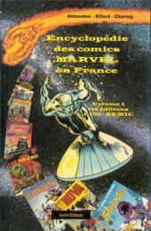 (DOC) Marvel Comics - Encyclopédie des comics Marvel en France - Volume 1 - Les éditions Lug-Semic