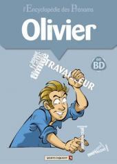 L'encyclopédie des Prénoms en BD -5- Olivier