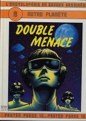 L'encyclopédie en Bandes Dessinées -8- Double Menace