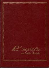 L'encyclopédie en Bandes Dessinées (Intégrale) -8- Techniques et machines