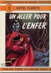 L'encyclopédie en Bandes Dessinées -9- Un aller pour l'Enfer
