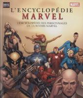 (DOC) Marvel Comics - L'encyclopédie des personnages de l'univers Marvel