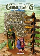 Les enquêtes de Goirïd et Leôdhas -2- Un Golem pour Tho-Brouk