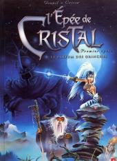 L'Épée de Cristal -1f- Le parfum des Grinches