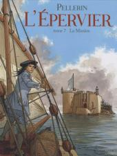 L'Épervier (Pellerin) -7TL2- La mission