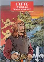 L'epte, des vikings aux Plantagenets -1- Le sang de Rollon pour St Clair coulera