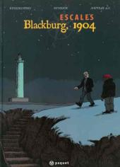Escales -1- Blackburg, 1904