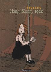 Escales -2- Hong Kong, 1926
