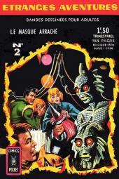 Étranges aventures (1re série - Arédit) -2- Le masque arraché