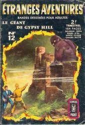 Étranges aventures (1re série - Arédit) -12- Le géant de Gypsy Hill