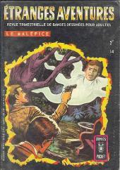 Étranges aventures (1re série - Arédit) -14- Le maléfice