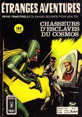Étranges aventures (1re série - Arédit) -30- Chasseurs d'esclaves du cosmos