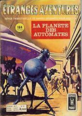 Étranges aventures (1re série - Arédit) -32- La planète des automates