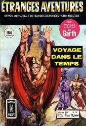 Étranges aventures (1re série - Arédit) -35- Garth : voyage dans le temps