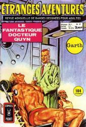 Étranges aventures (1re série - Arédit) -37- Le fantastique docteur Quyn