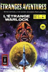 Étranges aventures (1re série - Arédit) -40- L'étrange Warlock
