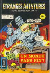 Étranges aventures (1re série - Arédit) -42- Un monde sans fin ?