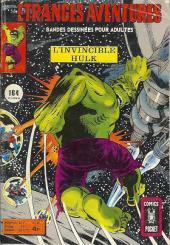 Étranges aventures (1re série - Arédit) -46- L'Invincible Hulk