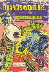 Étranges aventures (1re série - Arédit) -61- L'abominable globe