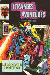 Étranges aventures (1re série - Arédit) -66- Le Motard Fantôme