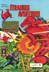 Étranges aventures (1re série - Arédit) -69- Le dernier combat du dinosaure