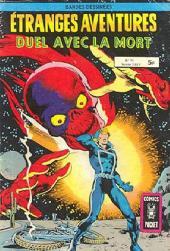 Étranges aventures (1re série - Arédit) -70- Duel avec la mort