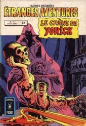 Étranges aventures (1re série - Arédit) -72- Le Crâne de Yorick