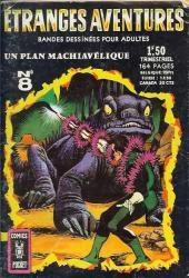 Étranges aventures (1re série - Arédit) -8- Un plan machiavélique